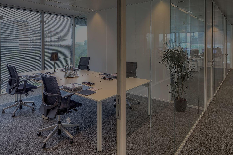 Sb projects project en kantoorinrichtingen for Inrichting kantoor